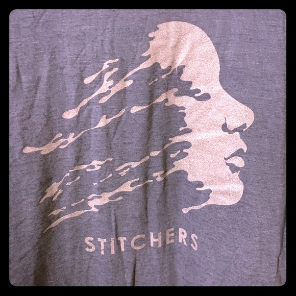 Other - Stitchers New York Comic Con panel T-shirt, Large